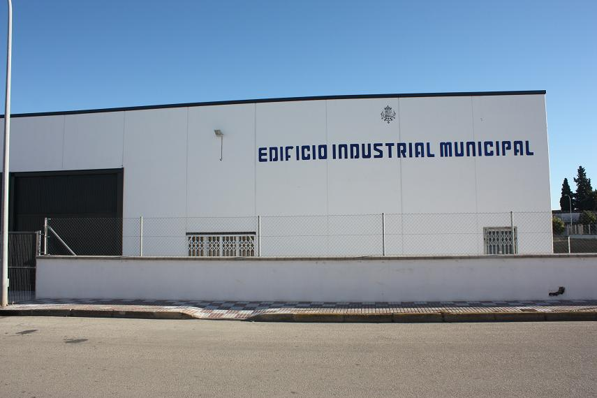 Edificio industrial